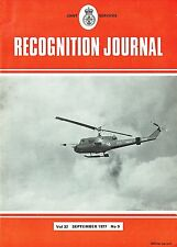 RECOG JOURNAL SEP 77: G222 TRANSPORT/ ROLAND MADS/ MISSILES/ RED SUBS/ CRUISERS
