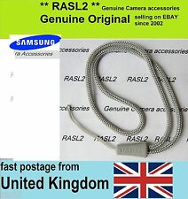 Genuine Original SAMSUNG Hand Wrist Strap / Lenyard for DIGITAL CAMERA Silver