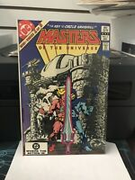 Masters of the Universe #2 mini-series The Key To Castle Grayskull He-Man Nm-
