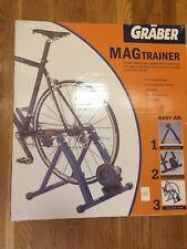 Graber Mag Trainer Bike Stationary Bicycle