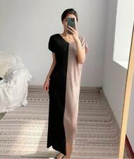 new ISSEY MIYAKE PLEATS PLEASE Long Dress