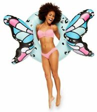 Giant Inflatable Pool Float Butterfly Swim Raft