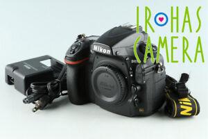 Nikon D810 Digital SLR Camera #33115 E3