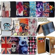 Leather Wallet Card Stand Flip Case Cover For Nokia 3 5 6 7 8 SmartPhones