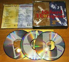 RICHARD THOMPSON - WATCHING THE DARK The History of 3-CD-Set