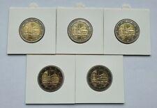 Allemagne 2013 pièces de 2 euro commémorative neuves - les 5 ateliers ADFGJ