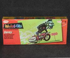 Testors Model Kit Weird-ohs 1993 Davey MIB Factory Sealed Hawk