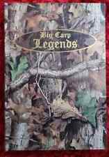 VERY RARE - BIG CARP LEGENDS ROB MAYLIN LEATHERBOUND BOOK WAS £200 NOW £100