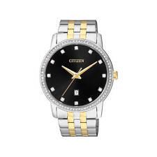 Citizen BI5034-51E Ladies two-tone Crystal Watch black RRP $399.00