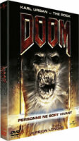 Doom (Version Longue) DVD NEUF SOUS BLISTER Dwayne Johnson, Karl Urban