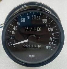 Kawasaki Z1 KZ900 KZ1000 KZ650 KZ750 Speedometer 0-160 MPH - Repro