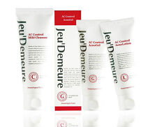 x3 Jeu'Demeure Peptide AC Control Mild Cleanser, Acno Gel, Acno Lotion K-beauty