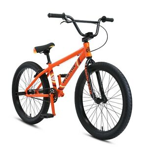 "New SE Bikes Orange So Cal Flyer 24"" BMX 2021"