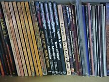 Vintage Dungeons and Dragons. Soft Cover Books. AD&D. TSR. Updated 4/4