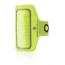 Ronhill Yellow Running Gym IPod Hi Viz LED Mobile Carrier Sports MP3 Armband