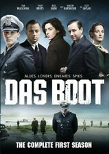 Das Boot 2018 Tv Series Complete First Season 1 New Sealed Dvd
