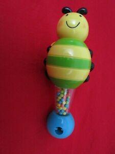 "Vintage 7.5"" Bumble Bee Rattle"
