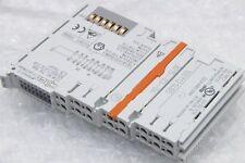 Wago 750-1506 8-k digitalein -/- sortie borne DC 24v positif boutons. NEUF