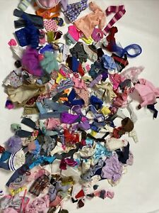 Bratz Barbie Huge Lot Of Mixed DOLL Clothing