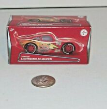 NEW in Box - Disney Pixar Cars Tongue Lightning McQueen Diecast Metal 1:55 Scale