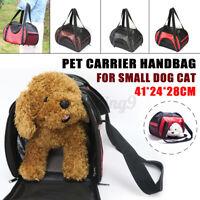 Pet Carry Travel Cage Carrier Bag Dog Cat Rabbit Foldable Portable Handbag