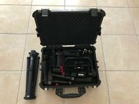 DJI Ronin M Gimbal Stabilizer With Case, Remote, And Accessories