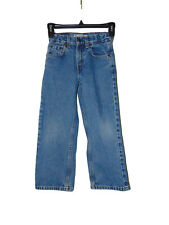 7f0c69f41b295 Signature by Levi Strauss   Co. 100% Cotton Jeans (Sizes 4   Up) for ...