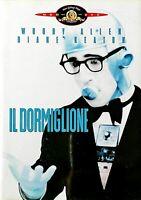 Woody Allen - IL DORMIGLIONE ( Sleeper) (1973)  DVD EX NOLEGGIO - MGM