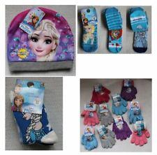 Disney Frozen Reine des Neiges bonnet + 6 paires de chaussettes + paire de gants