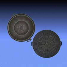 2 Aktivkohlefilter Kohle Filter für Jan Kolbe Angolo 5 CN , Cleo 95 CN , DI 640