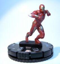 Heroclix capitán américa civil era #002 Iron Man