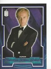 2015 BBC Topps Doctor Who Green Parallel #149 Professor Richard Lazarus #88/99