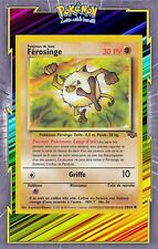 🌈Férosinge - Jungle Edition 2 - 55/64 - Carte Pokemon Neuve Française