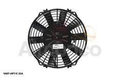 "Spal Axial Fan, VA07-AP7/C-31A, 12v (Pull) 9.0"" (225mm) - Genuine Product!"