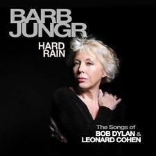 Barb Jungr - Hard Rain - The Songs Of Bob Dylan And Leonard Cohen (NEW CD)