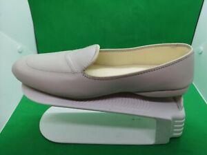 Daniel Green Women's Bone Leather Meg Slippers Size 9.5 N.