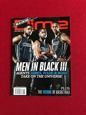 "2012, ""BIG THREE"", LeBron James, Wade / Bosh,  ""DIME"" Magazine (Scarce)"