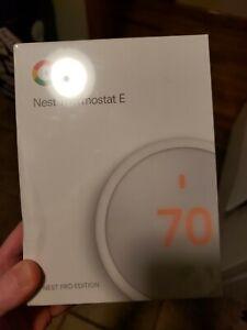 Google Nest ThermostatE - White (T4000ES)