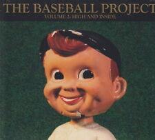 The Baseball Project ( Steve Wynn , Peter Buck) / Vol.2 : High and Inside (NEU!)