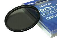Nicna 62mm PRO1-D Wide Slim CPL Digital Filter C-PL Circular Polarizing PRO1D 62