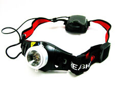 New TK37 CREE LED Headlight Torch Zoom Headlamp 160LM Ultra High Power/Flash