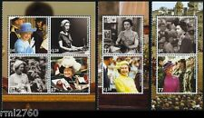 2012 DIAMOND JUBILEE Set of 8 Litho Commems from PSB  B3319 - B3326