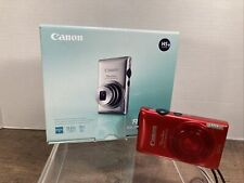 CANON POWERSHOT ELPH 300 HS DIGITAL CAMERA -WITHOUT-BATTERY- NOT TESTED-