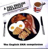 A FULL ENGLISH BREAKFAST the english ska compilation (CD album) ska various