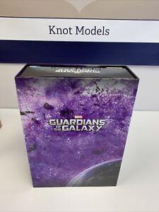 Guardians of the Galaxy 1:9 Model Kit - Rocket Racoon Dragon Models +box damage+