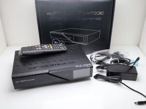 Dream Multimedia DreamBox DM900 UHD 4K TV Receiver DVB-C Twin Tuner