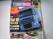 ** France Routes n°310 Dakar 2008 Daf XF105.510 Euro 5  Evasion Afrique australe