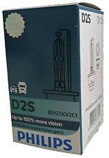 D2S PHILIPS X-treme Vision bis 150% mehr Sicht Xenon Brenner 1er 85122XV2C1