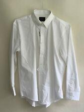 Nordstrom NO381006MN Tech-Smart Classic Fit Dress Shirt /White /16.5 32x33.