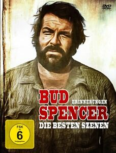 Bud Spencer - Memories Movies - Die Besten Scenes DVD Limited Edition New